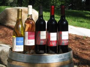2015 Release Wines