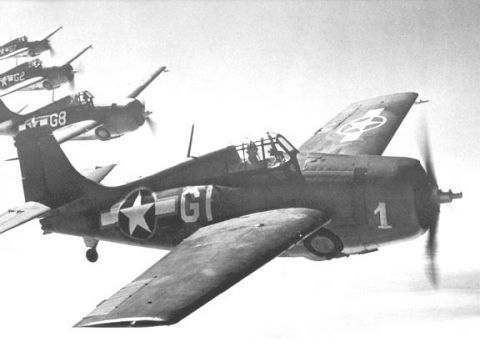 My first prototype was modeled after this aircraft from atraining squadron.
