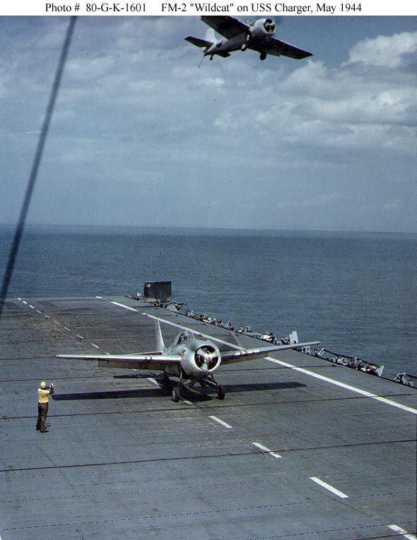 This Gull Grey over white scheme was used on 'Cats operating in the Atlantic.