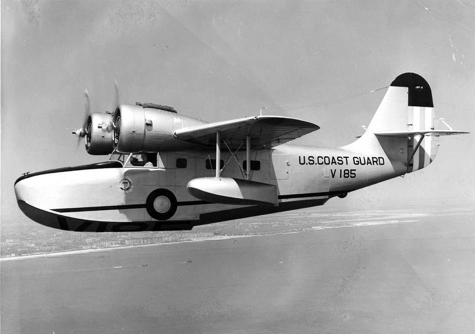 The US Coast Guard operated a number of Gooses in the 40's and 50's