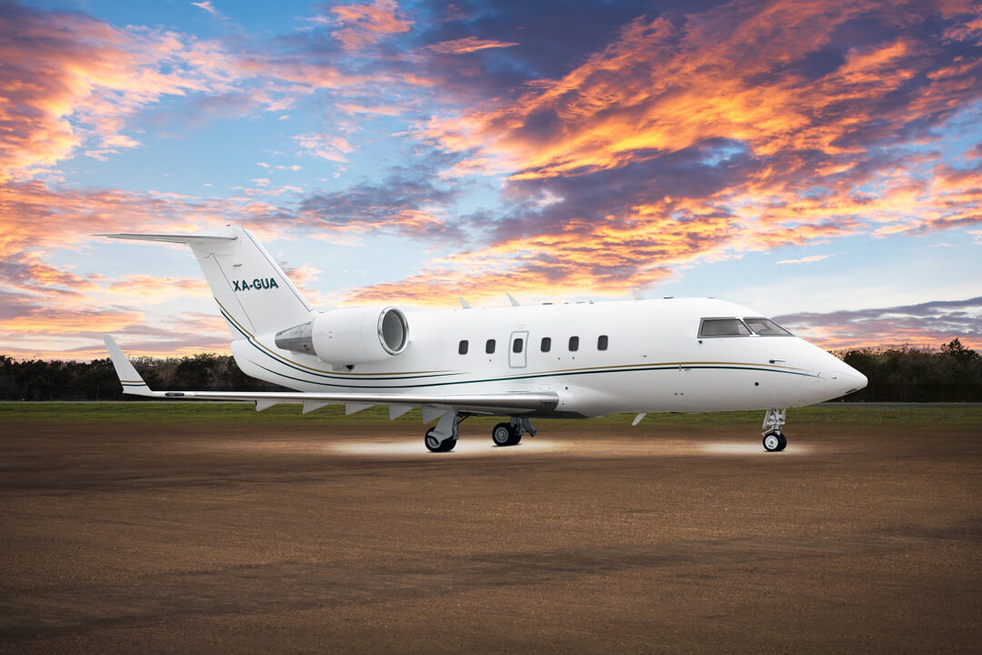 1990 Bombardier Challenger 601-3A for sale