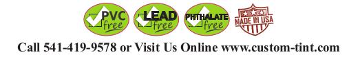 No lead logos