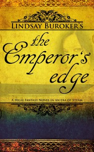 Review: The Emperor's Edge by Lindsay Buroker