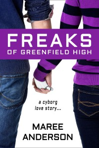 Review: Freaks of Greenfield High by Maree Anderson