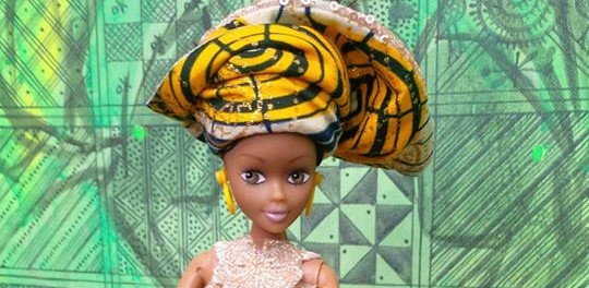 Look Out, Barbie. Here Come the Queens of Africa Dolls