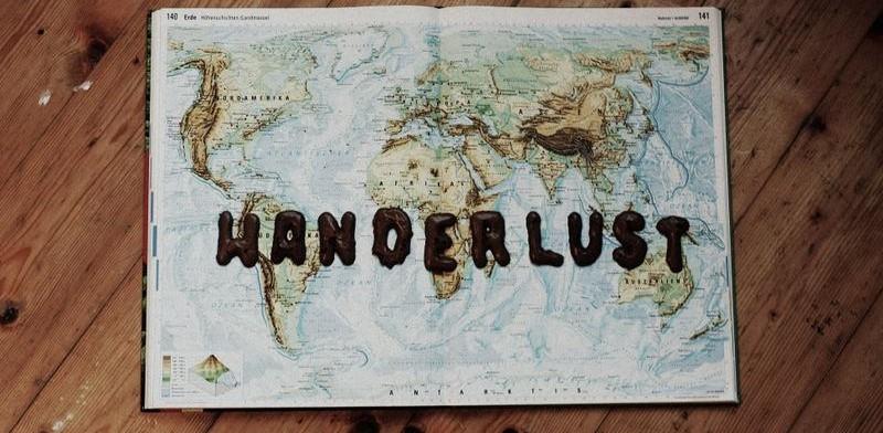 Wanderlust by Dana Li