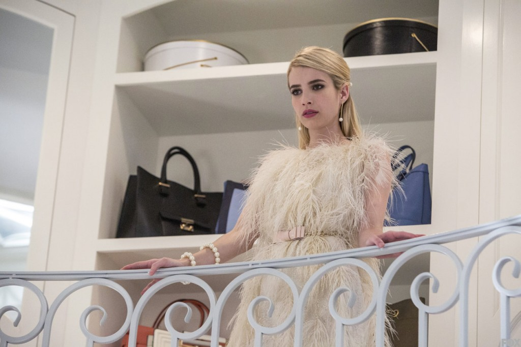 When Chanel catches Hester in her closet, she has a sudden stroke of genius.