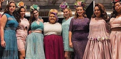 A Breakthrough for the Fashion Industry: Ashley Nell Tipton's Plus-Size Line Wins Project Runway