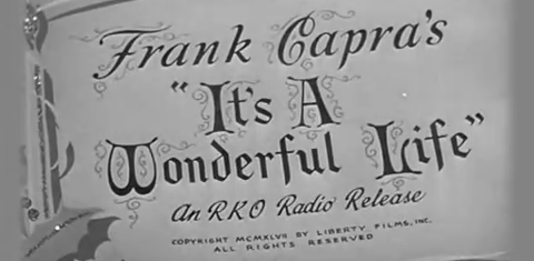 Old Hollywood Spotlight: It's a Wonderful Life