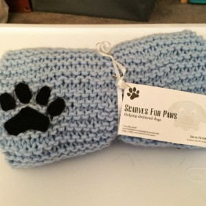 scarves for paws