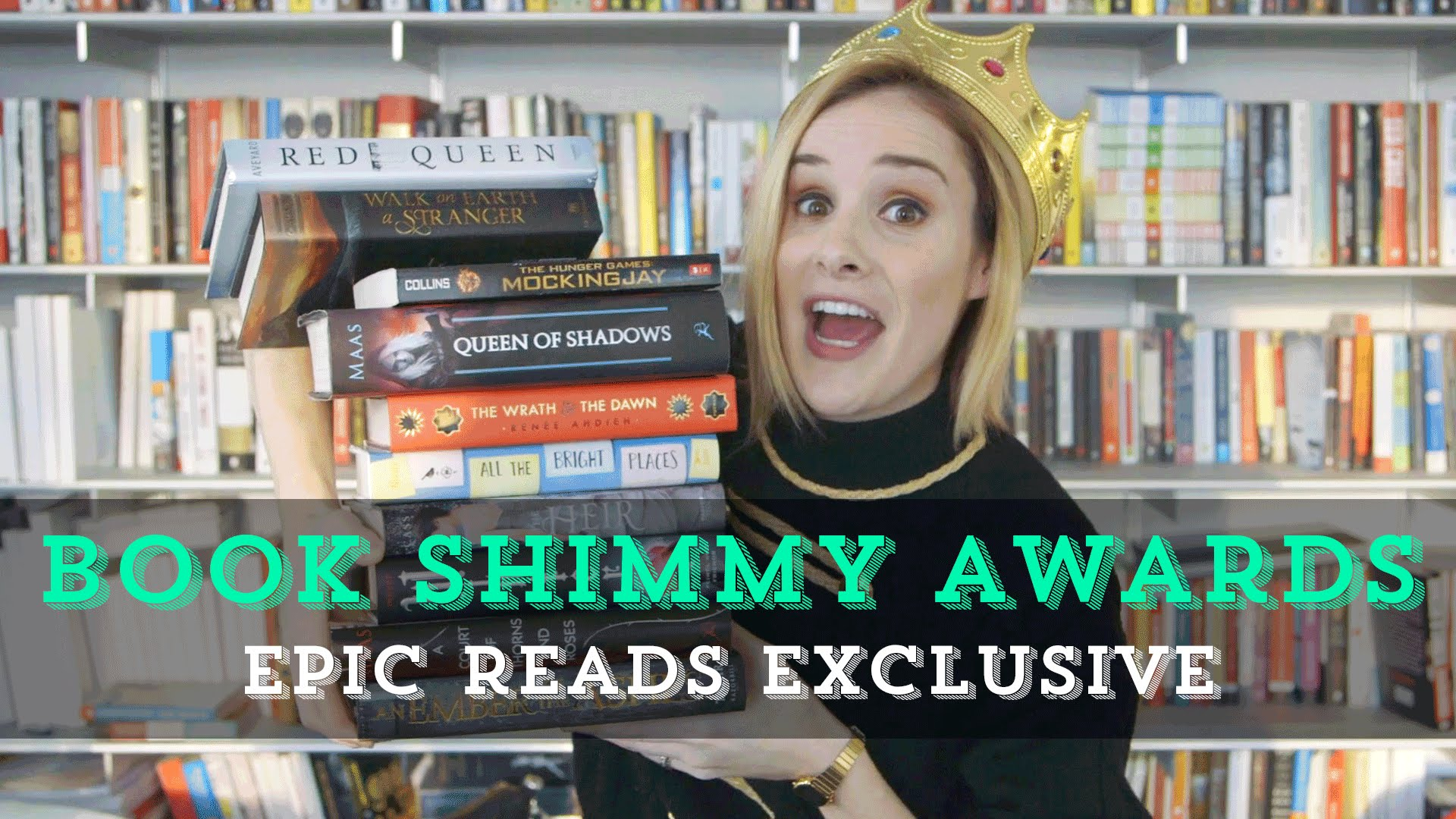 The Winners Have Been Announced for the 2015 *Book Shimmy* Awards!