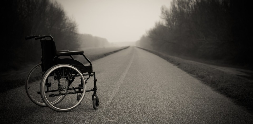 People in Wheelchairs Are Sexier by Alaina Leary