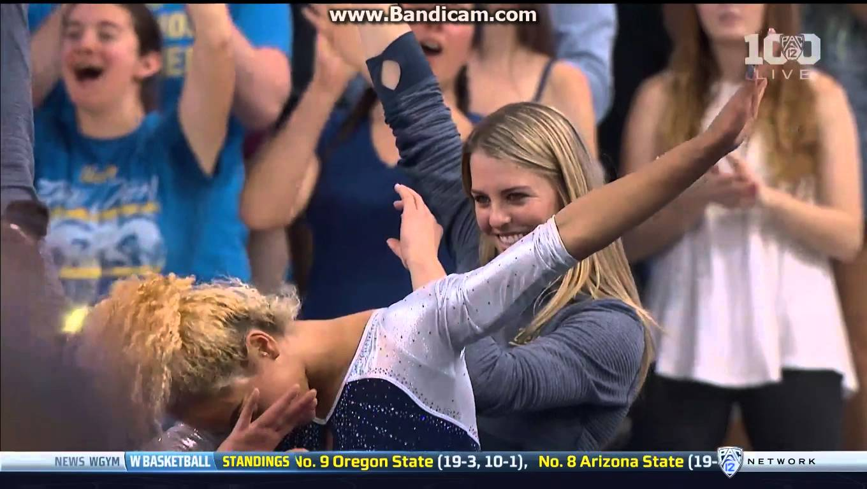 UCLA Gymnast Sophina DeJesus Absolutely Kills Her Beyoncé-Inspired Routine