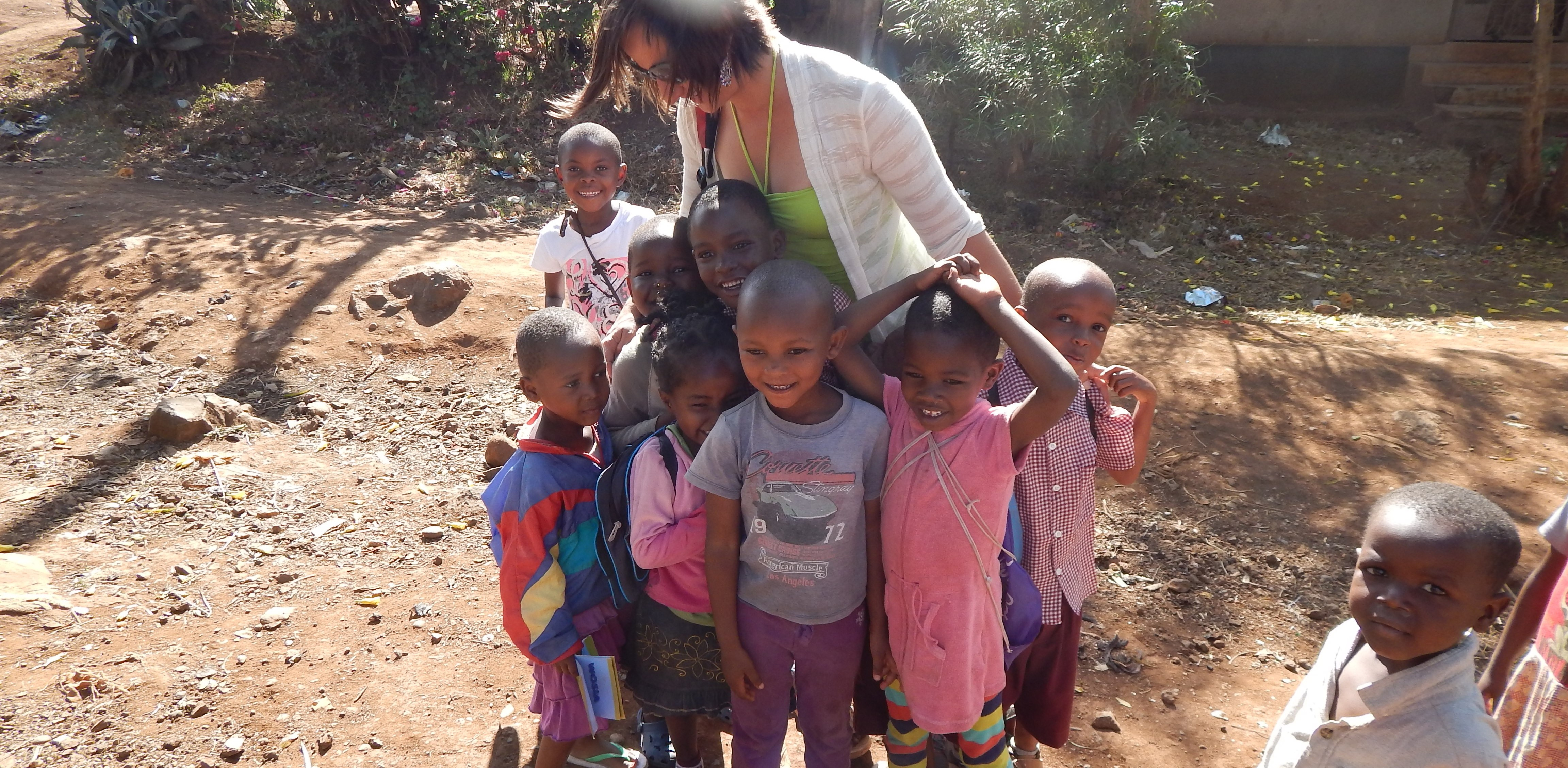 Stand Tall International: An Interview with Charity Co-Founder Masha Balovlenkov