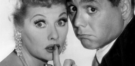 Old Hollywood Spotlight: I Love Lucy