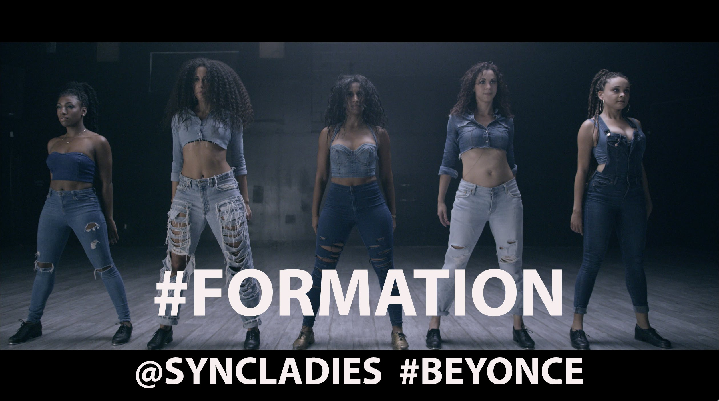 """Watch These Talented Ladies' Unbelievable Tap Dance to """"Formation"""""""