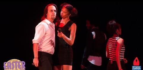 The Cast of Hamilton Goes Sweeney Todd