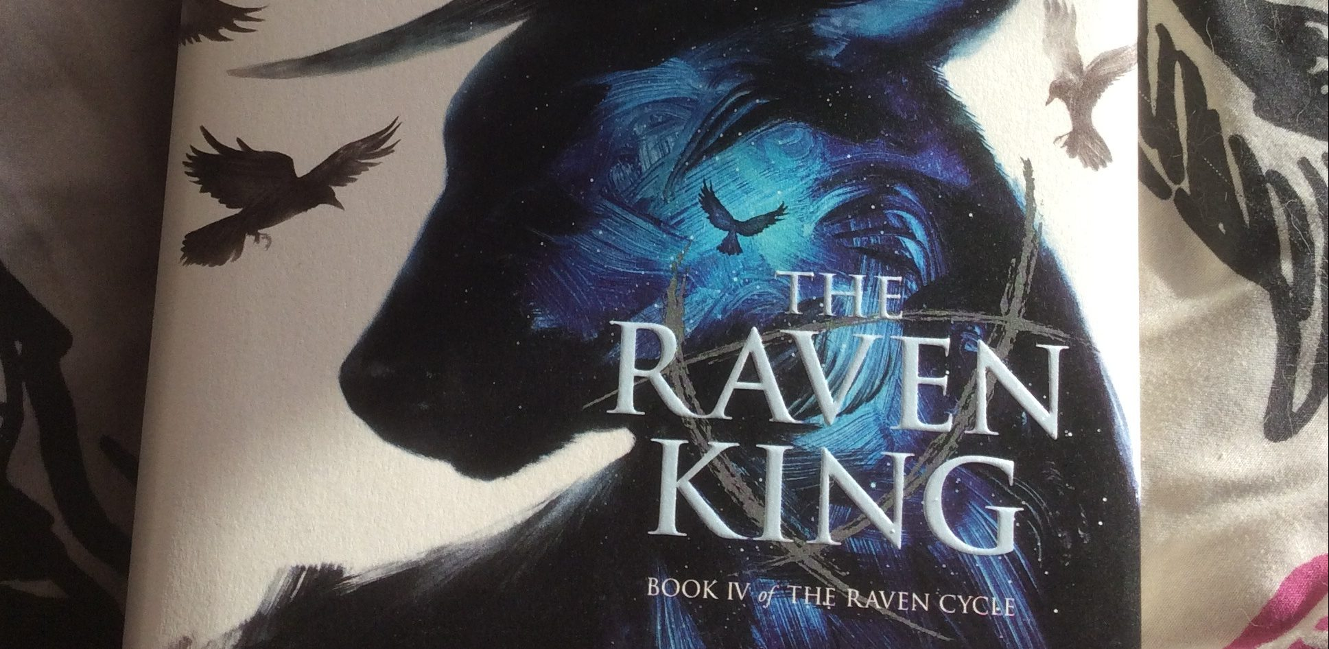 Make Way for The Raven King: A Review of The Raven King by Maggie Stiefvater