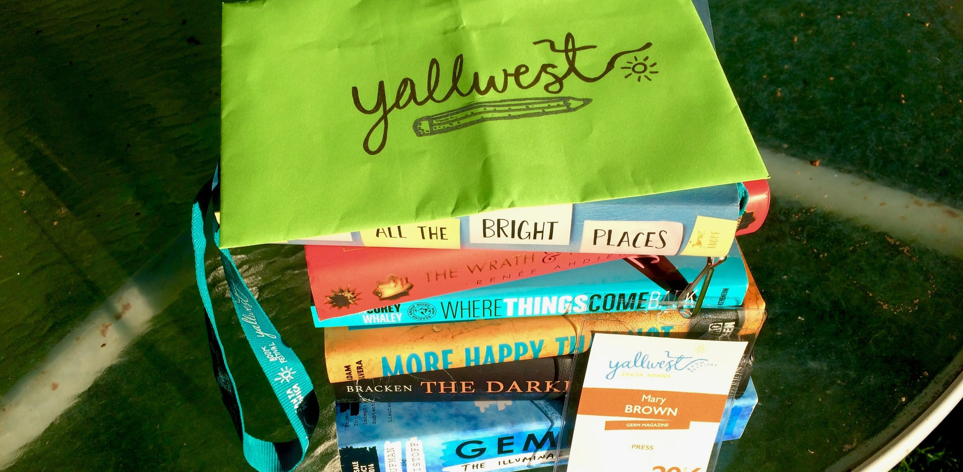 7 Things from YALLWEST 2016