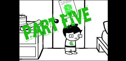 I Read Homestuck So You Don't Have To: Part Five