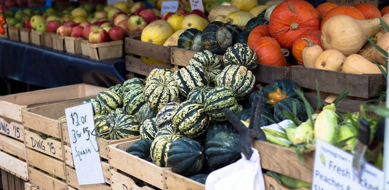 Shop Local: Farmer's Markets