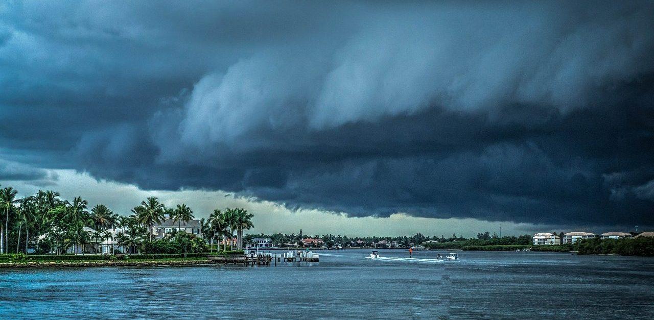 Braving Hurricane Matthew