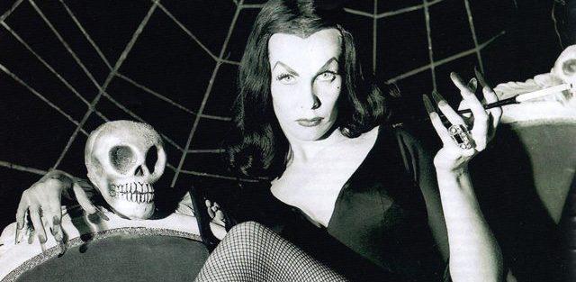 Old Hollywood Spotlight: Vampira