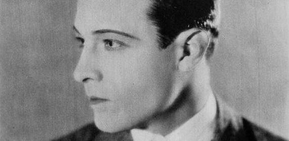 Old Hollywood Spotlight: Rudolph Valentino