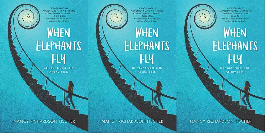 Author Nancy Richardson Fischer: The Words That Shape Us