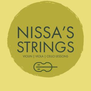 Nissa's Strings logo