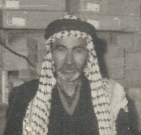 الحاج رضا النداف 1959