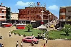 ساحة الوثبة_ شارع الرشيد- بغداد