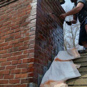 Waterproofing Chimney