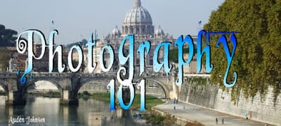 photography tips for newbies
