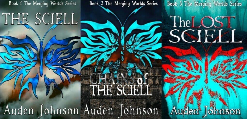 Dark fantasy books