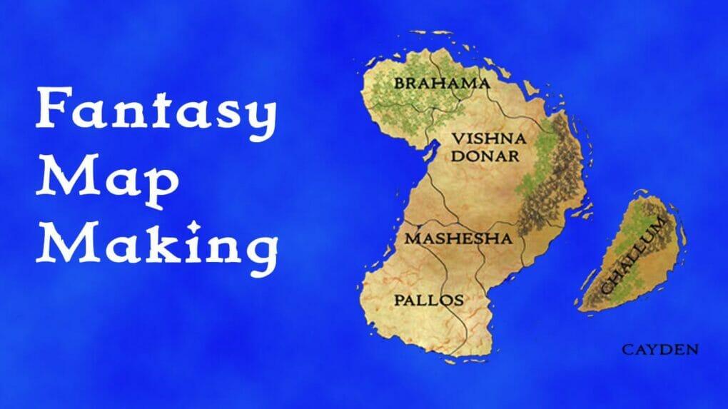 best fantasy maps