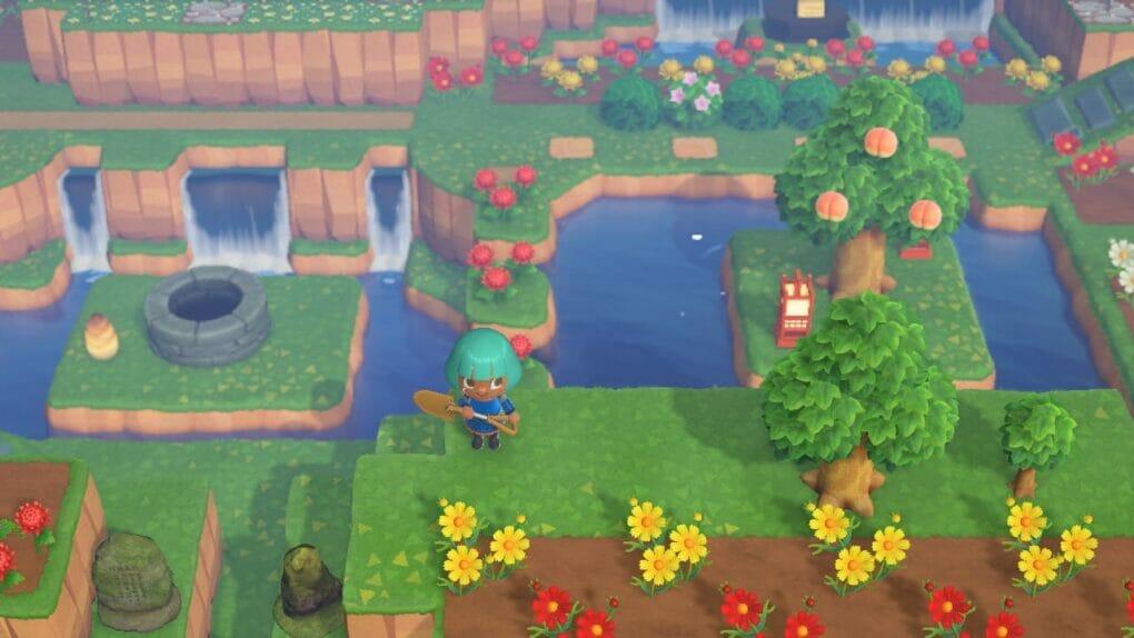 Animal Crossing 5 Star Island