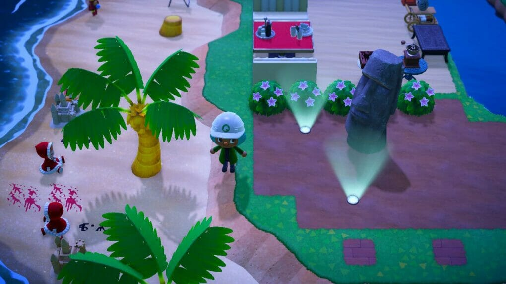 Animal Crossing New Horizons Island Design Inspiration