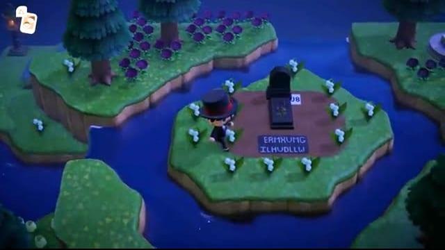 Animal Crossing New Horizons Rosewood