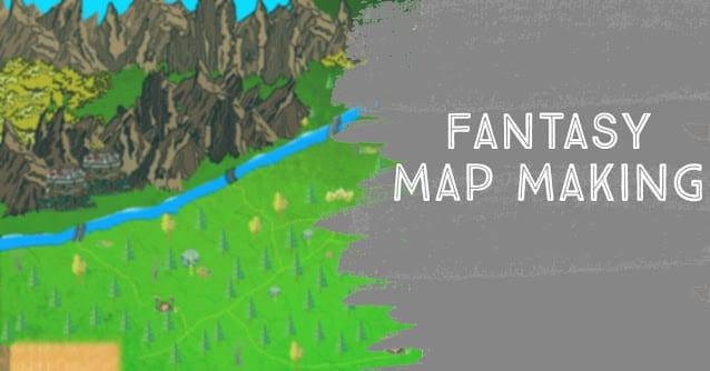 creating fantasy maps