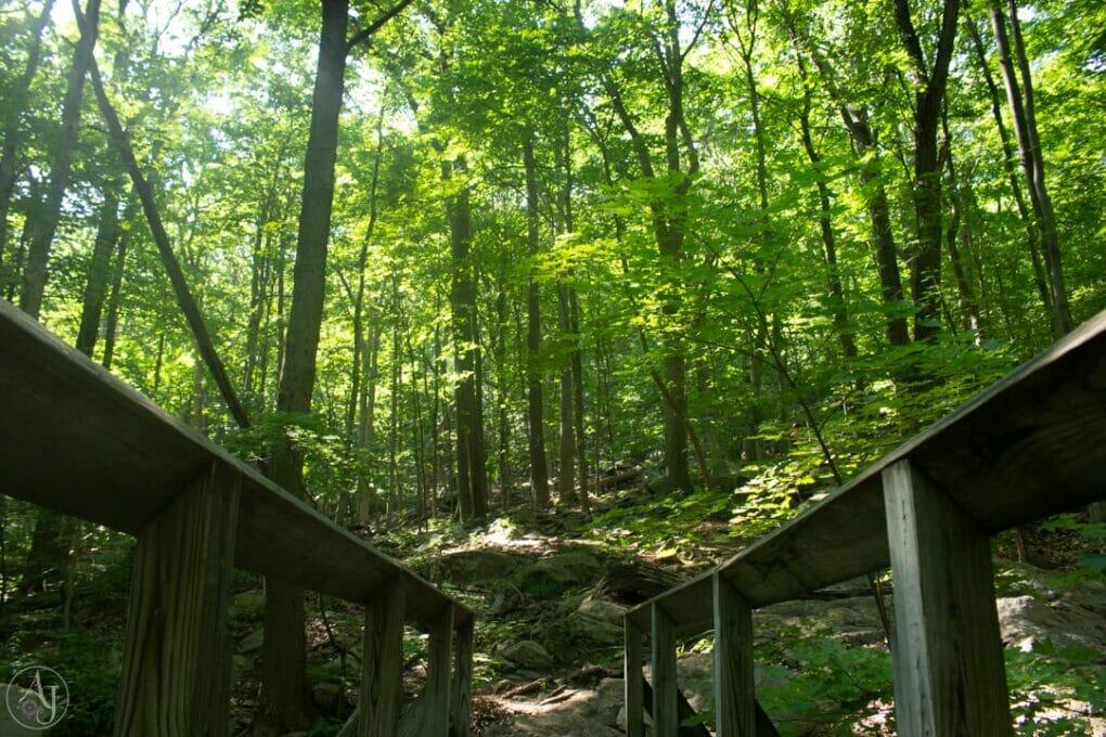hudson highlands state park trails