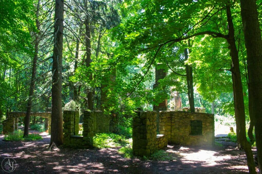cornish estate trail