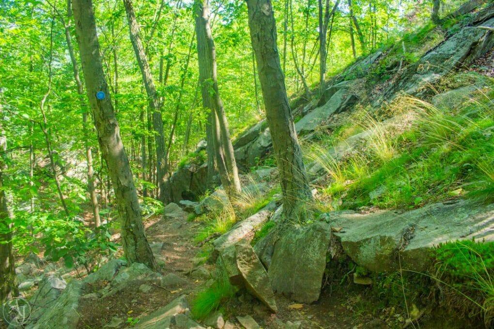 hudson highlands trails