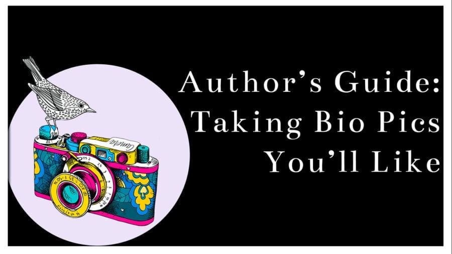 Author Bio Photography