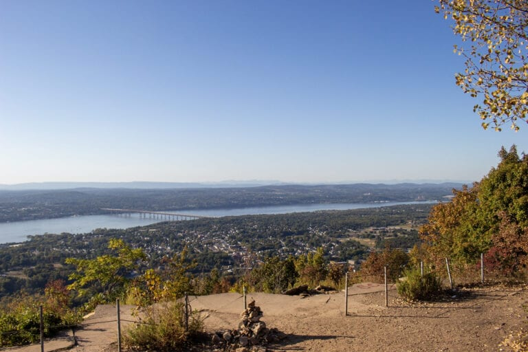 Mount Beacon Overlook Landscape Photography