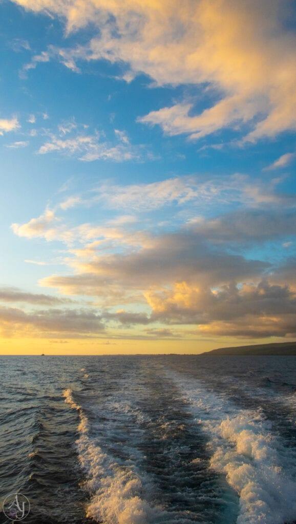gorgeous sunset nature photos in Hawaii