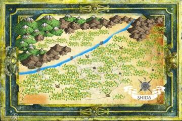Shida-worldbuilding map