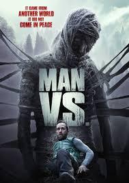 Man vs. scifi horror movies