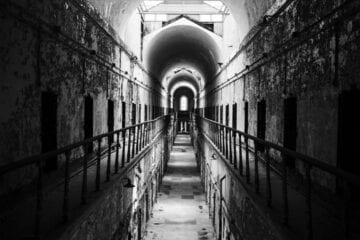 haunted prison in Pennsylvania