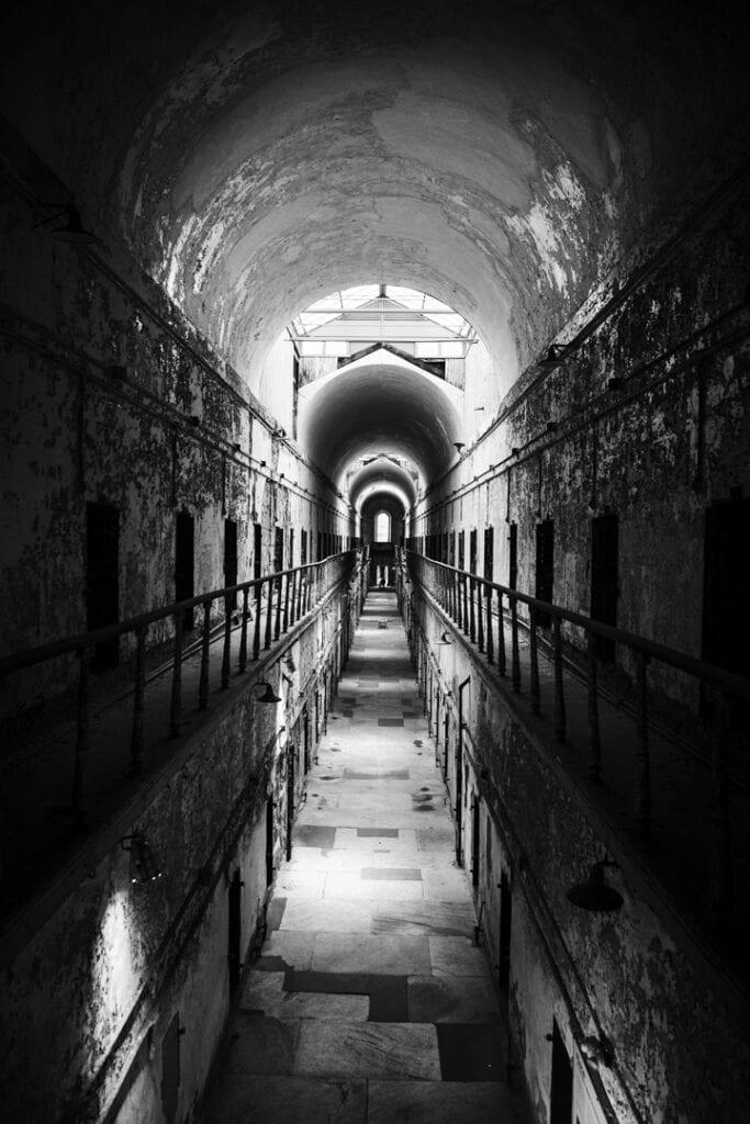 haunted prison in Pennsylvania